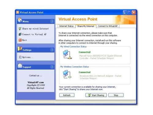 раздача Wifi с ноутбука Windows Xp - фото 4