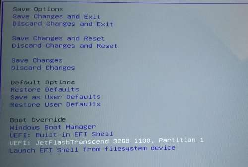 delete restoration data proceed system boot menu continue system resume