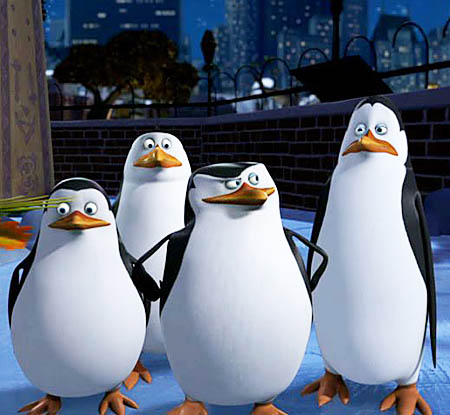 Echo adrotate_group(3, 0, 0, 0); (видео) пингвины из мультфильма мадагаскар - рико, шкипер, ковальски и рядовой