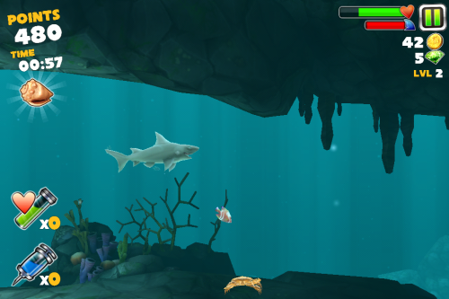 взлом hungry shark world ios без jb