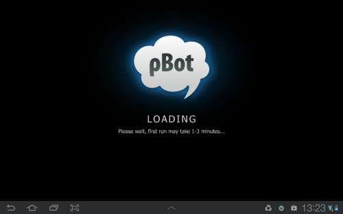 Pbot на андроид