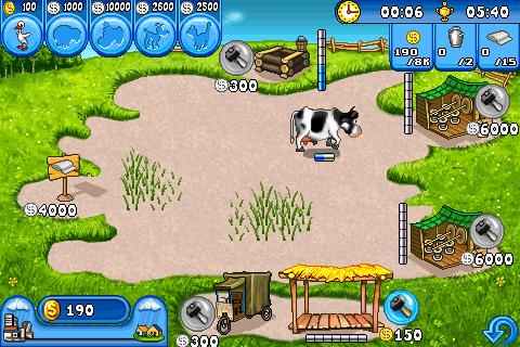 Farm Frenzy - 4PDA