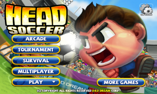 Head soccer android 4pda