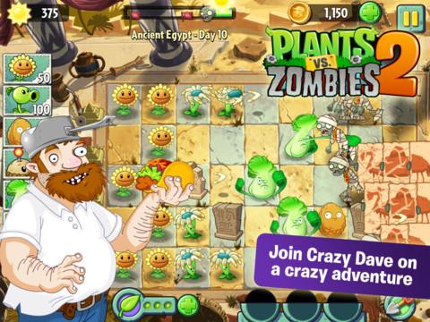 Скачать plants vs zombies на андроид 4pda