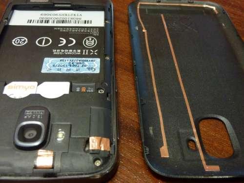 Gps антенна для смартфона