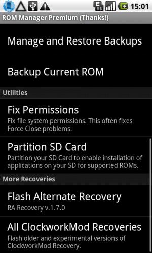 CWM-BASED V5.5.0.4 TÉLÉCHARGER RECOVERY