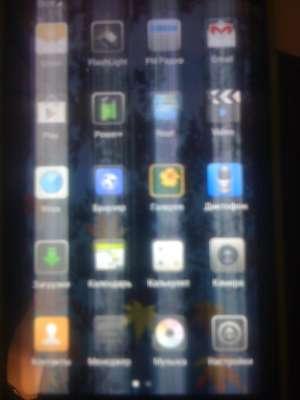 Почему экран стал тусклым после смены тачскрина