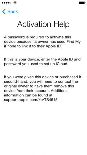 iCloud Bypass DNS Server - 4PDA