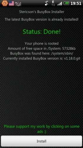 Busybox Installer 4pda - фото 7