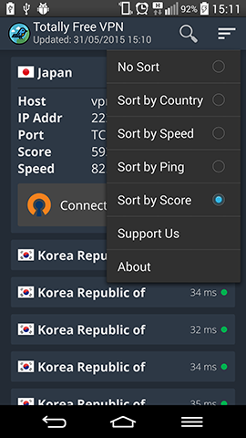 Free VPN-access with no restrictions!