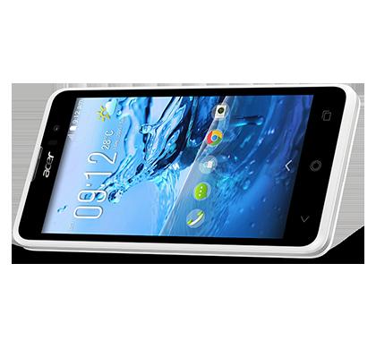 Чехол Acer Liquid Z520 Gecko White GG-F-ACERZ520-WH