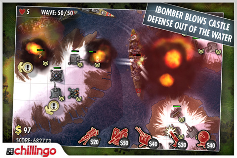 While the title is a bit misleading, and would be better called ibomber tank attack, the new ibomber series ibomber
