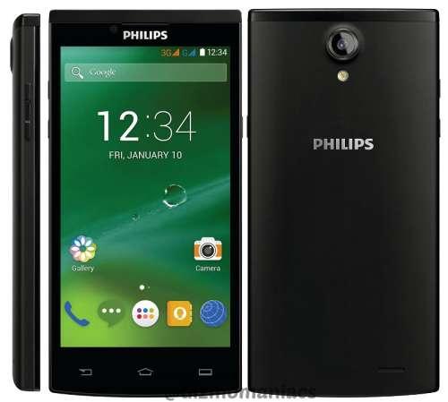 Philips S398 прошивка через Flashtool