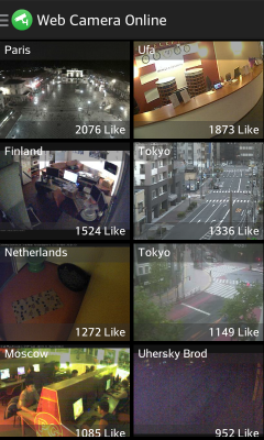 Все камеры видеонаблюдения в красном яре