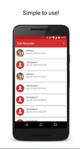 4pda запись разговоров call recorder