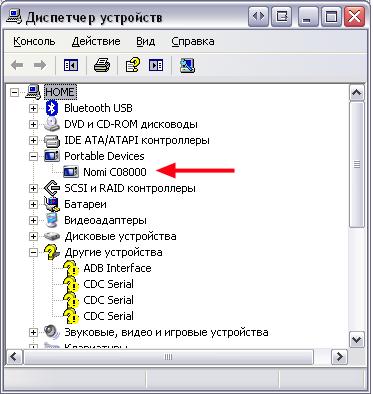 Драйвер Андроид Cdc Serial