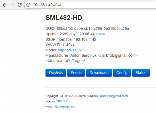 sml-482 hd base сброс настроек