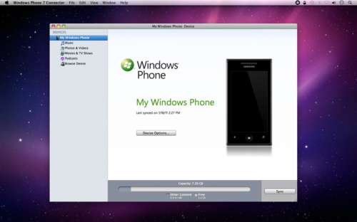 We show you how to sync your Nokia Lumia 800 with your Mac
