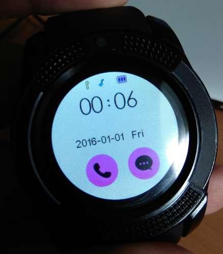 Smart watch V8 - Обсуждение - 4PDA