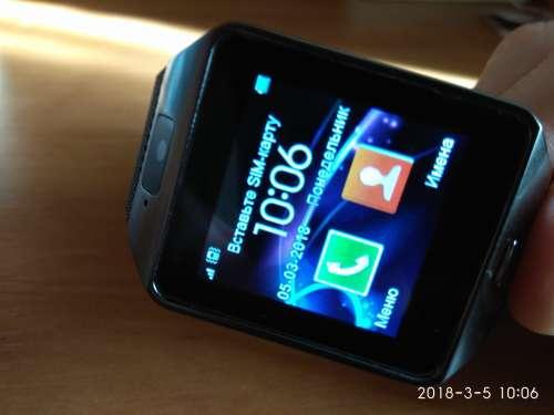 Часы smart watch dz09 4pda андроид