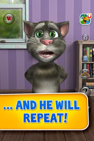 Кот том на 4pda