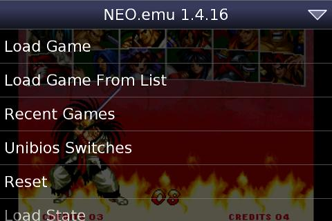 neo.emu 1.5.13 neo geo emulator for android