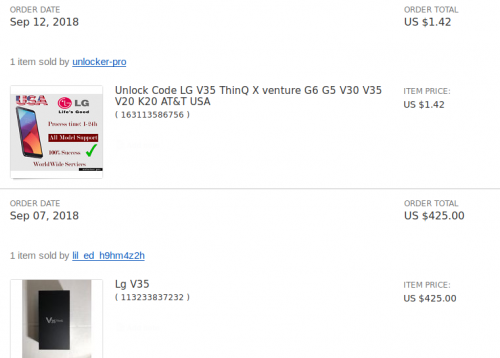 LG V35 ThinQ - Обсуждение - 4PDA