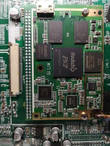 Головные устройства Microntek MTCD/MTCE (RockChip PX3