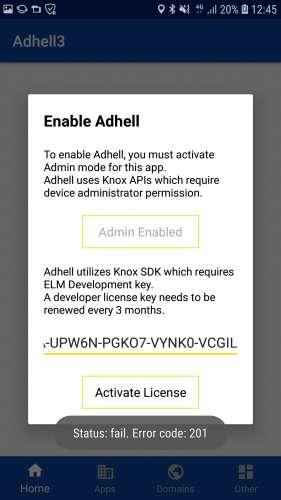 Anna besso nova : Adhell 3 elm key