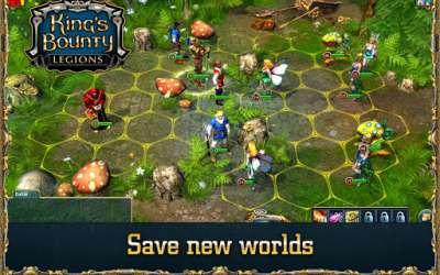 Скачать Игру King S Bounty - фото 2