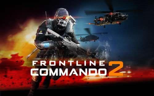 скачать мод Frontline Commando 2 - фото 8