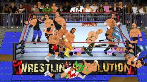 Wrestling Revolution (Pro) / Wrestling Revolution 3D (Pro) - 4PDA