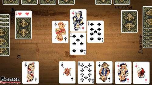 Вірю не вірю карткова гра