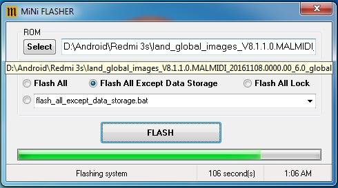 Xiaomi Redmi 3S/3X - Прошивки MIUI - 4PDA