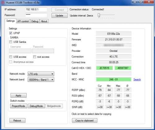 Huawei E5186 - Обсуждение - 4PDA