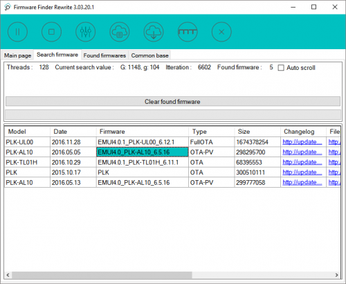Firmware Finder for Huawei (от Team MT) - 4PDA